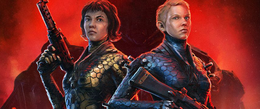 sisters in Wolfenstein Youngblood picture