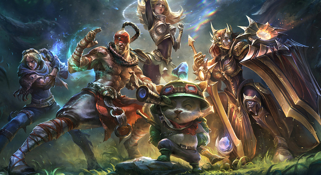 LEAGUE OF LEGENDS: LIST OF CHAMPIONS
