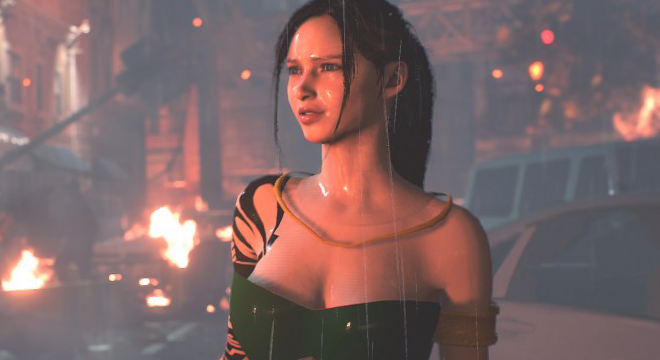 Claire from Resident Evil 2 has Become Even Sexier Thanks to Modder!