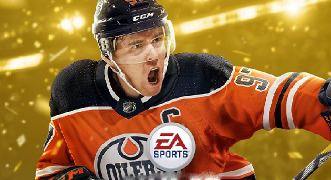 EA Sports has Published a List of The Best Hockey Players NHL 20