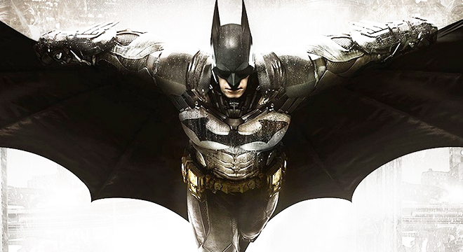 Epic Games Store Free Hand Out Just Six Games About Batman