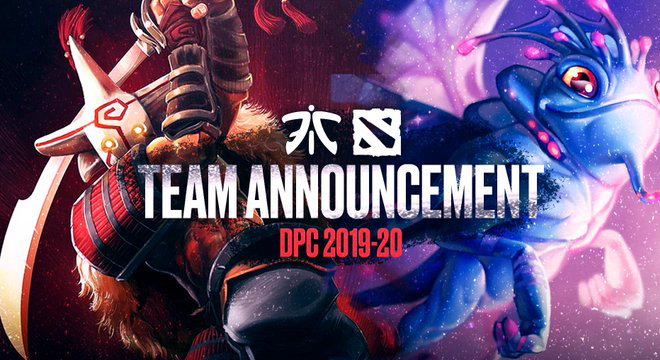 Fnatic Announced a New Dota 2 Roster