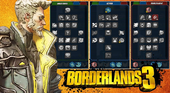 How do I Reset my Skill Points in Borderlands 3?