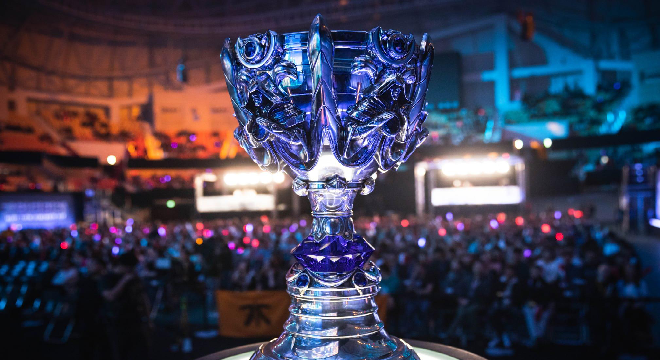 The Groups are Defined on the League of Legends Worlds 2019