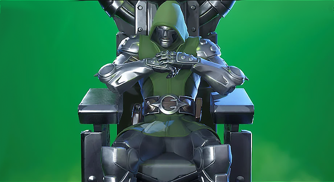 Fortnite: How to Complete Doctor Doom Challenges
