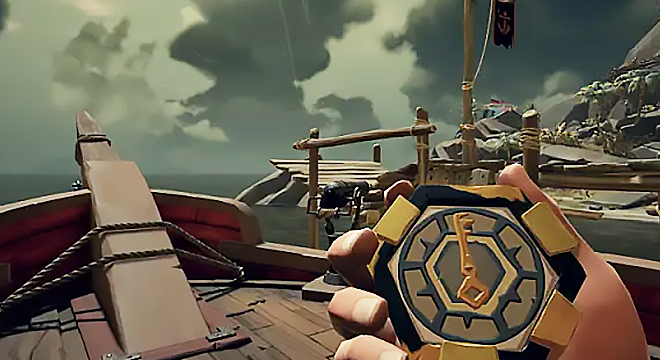 How to Earn Hoarder of Ancient Tributes Commendation in Sea of Thieves