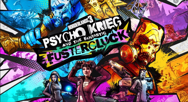 How to Start the Psycho Krieg and the Fantastic Fustercluck Add-on for Borderlands 3 – Guide