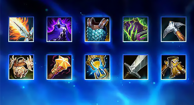 Mythic and Legendary Items in League of Legends: Stats, Classes, more