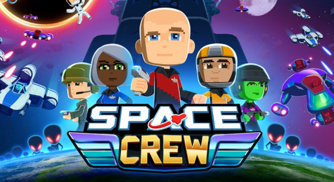 All References and Easter Eggs in Space Crew
