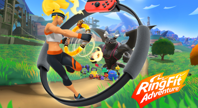 Ring Fit Adventure: Big Ultimate Guide