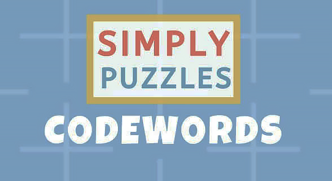 Simply Puzzles: Codewords Full Level Completion Achievements