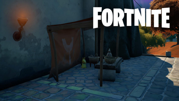 Fortnite: Where to Find Golden Artifacts Near The Spire