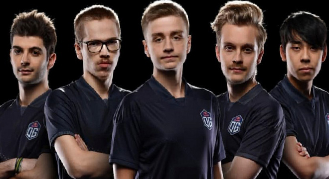 OG BEAT TEAM LIQUID IN THE FINAL TI19