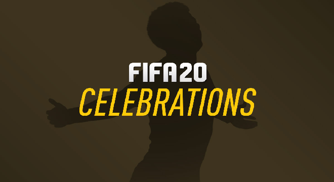 Fifa 20: New Ways to Celebrate a Goal Guide