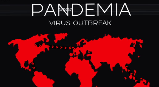 Pandemia: Virus Outbreak – Save the World From a Biological Threat