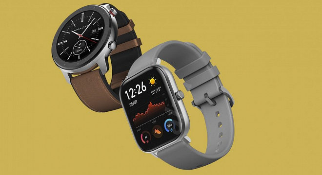 Amazfit GTR & Amazfit GTS Received an Update