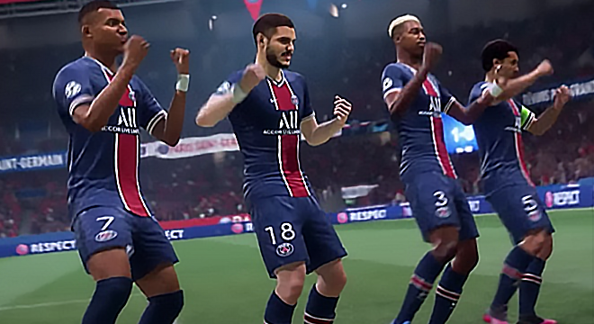 FIFA 21 Celebrations: New Controls Guide