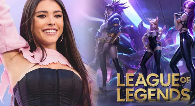 Madison Beer Hints at K/DA Return in League of Legends