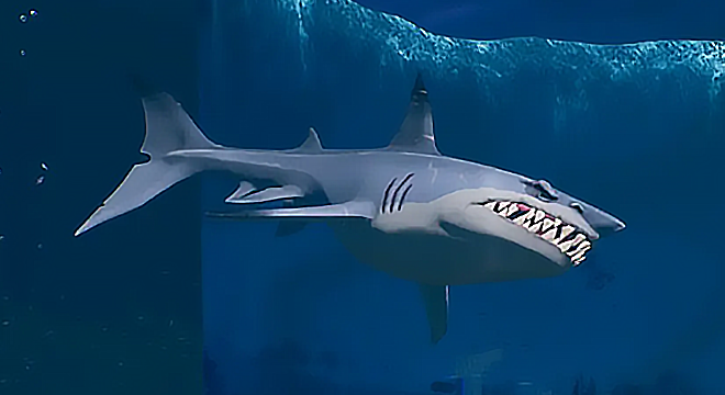 Fortnite's New Mythic Item is a Perfect Counter to Sharks