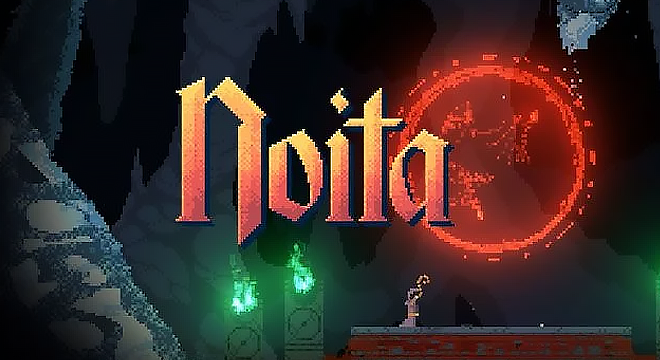 Noita Money Makeing Guide (Before Going Past the Mines)