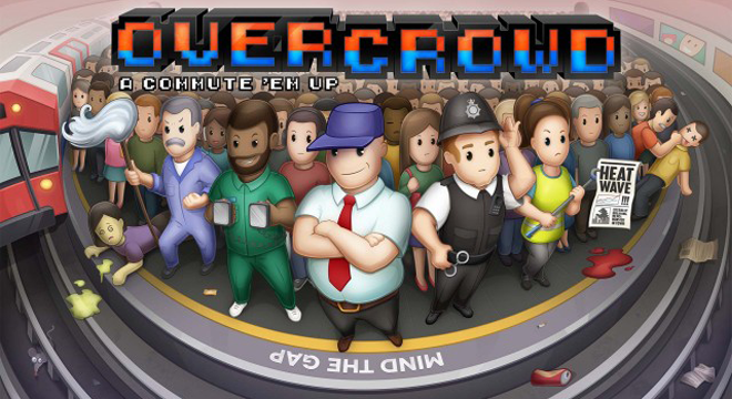A Commute 'Em Up Tips and Tricks in Overcrowd