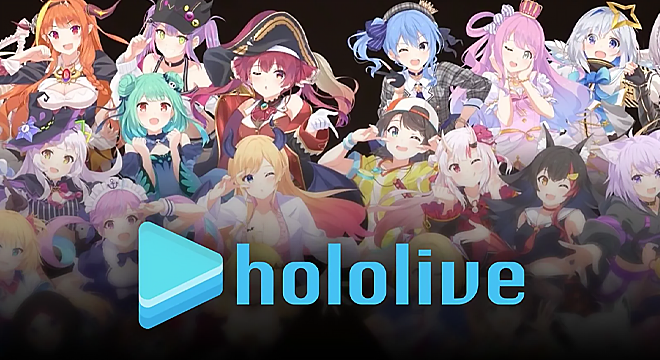 What Is Hololive? VTuber Group Blasts YouTube and the Internet.