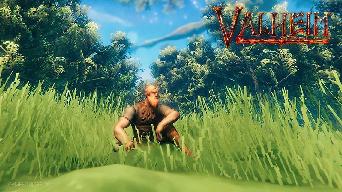 Valheim Player with More than 10 Players (uMod)