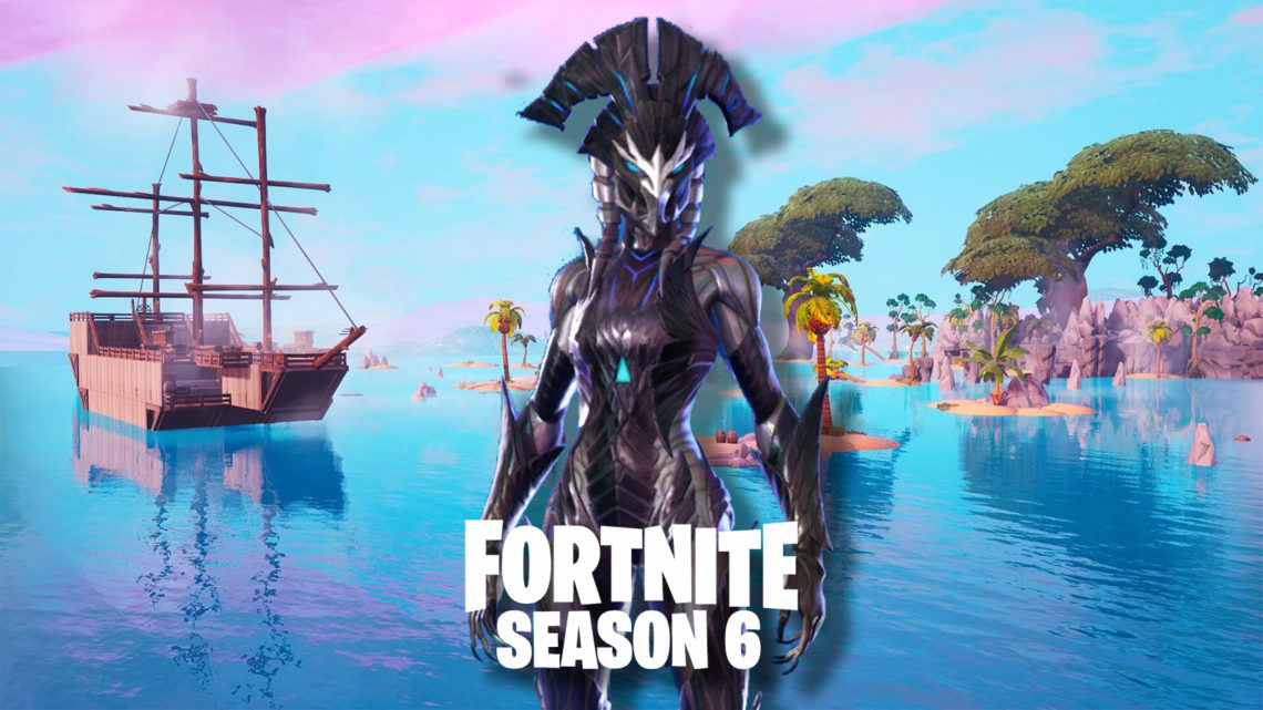 Sea Guard in Fortnite Season 6. How to Defeat the Boss